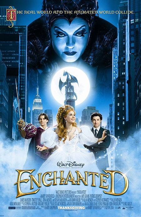 Зачарованная (2007) (Enchanted)