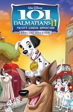 Постер к фильму 101 далматинец 2: Приключения Патча в Лондоне