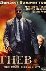 Постер к фильму Гнев