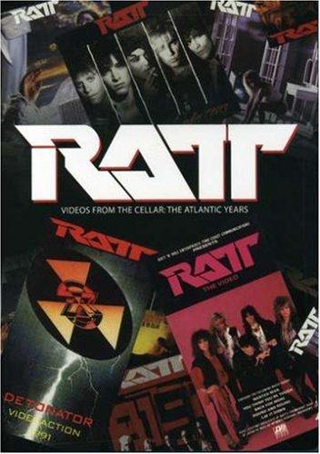 Ratt Videos From The Cellar: The Atlantic Years