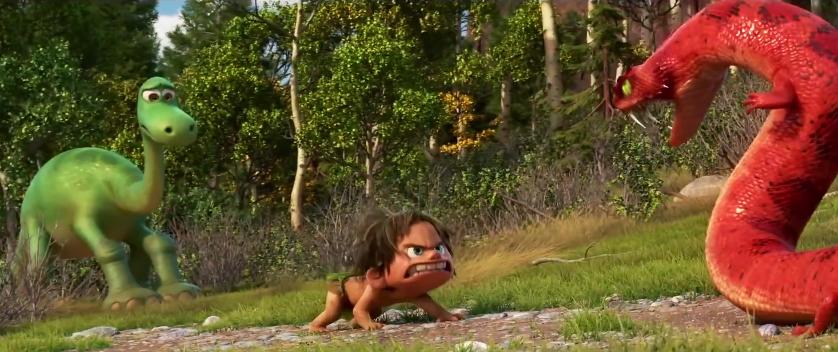 Скачать добрый динозавр.