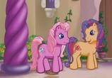 Сцена из фильма Мой маленький пони - Встреча с пони / My little pony - Meet the ponies (2008) Мой маленький пони - Встреча с пони сцена 1