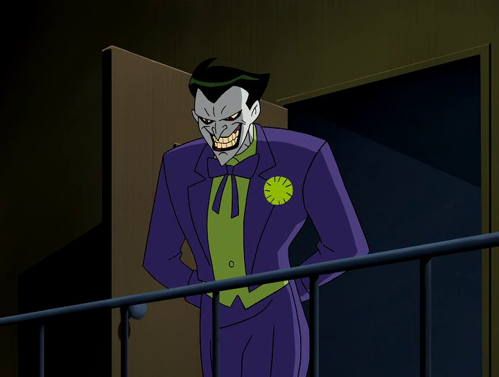 Batman Beyond: Return Of The Joker Торрент