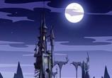 Сцена изо фильма Школа вампиров / Die schule der kleinen vampire (2006) Школа вампиров театр 0
