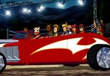 Сцена из фильма Скуби-Ду! Тайна рестлмании / Scooby-Doo! WrestleMania Mystery (2014) Скуби-Ду! Тайна рестлмании сцена 5