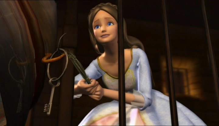 Из фильма барби принцесса и нищенка