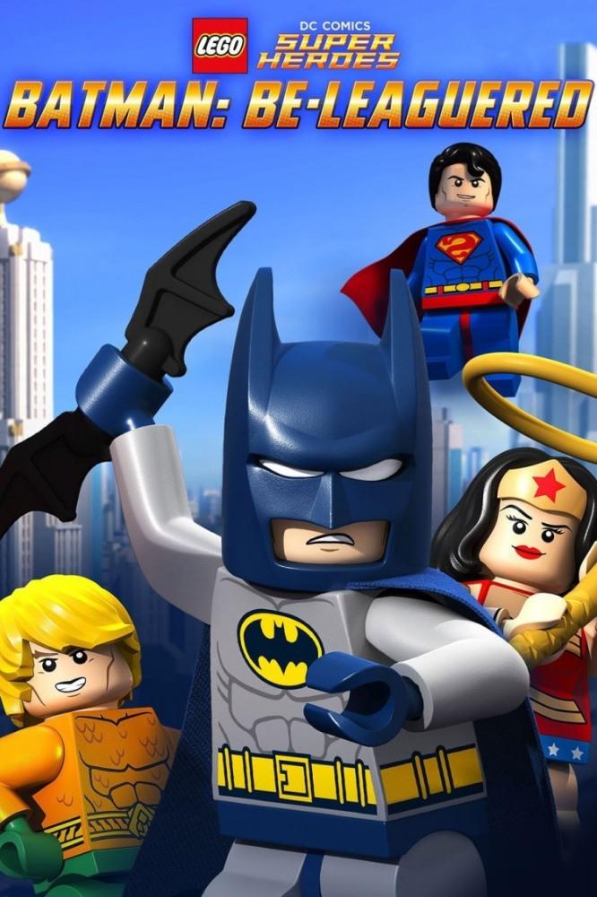Саундтреки из лего бэтмен фильма