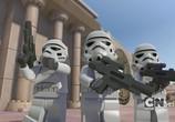 Сцена из фильма ЛЕГО Звездные войны: Империя наносит удар / Lego Star wars: The Empire strikes out (2012) ЛЕГО Звездные войны: Империя наносит удар сцена 5
