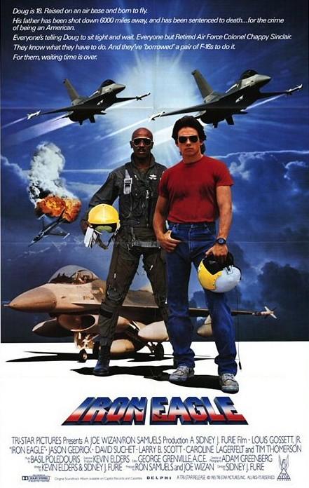 Железный орёл (1986) (Iron Eagle)