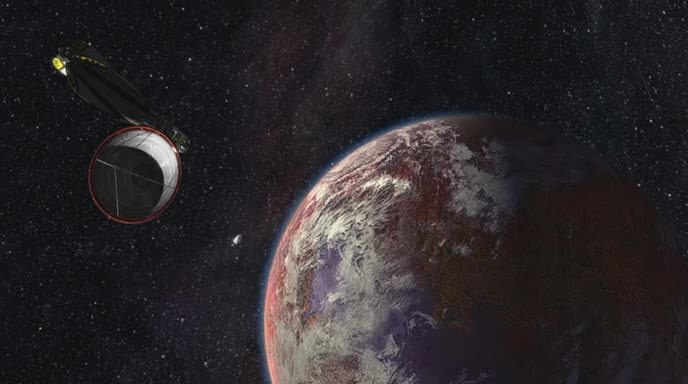 Astronomers discover a giant world  but is it a planet