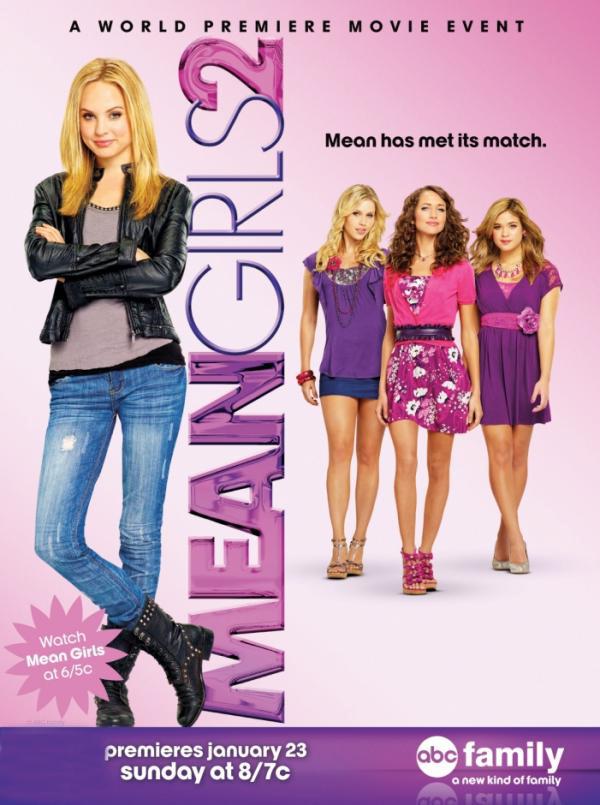 Дрянные девчонки 2 (2011) (Mean Girls 2)