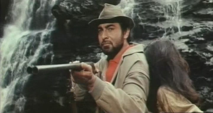Индийский фильм жажда мести