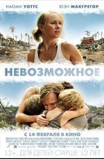 Постер к фильму Невозможное