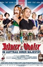 Постер к фильму Астерикс и Обеликс в Британии