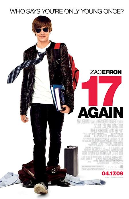 Папе снова 17 (2009) (17 Again)