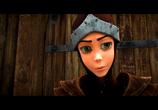 Кадр с фильма Богатырша