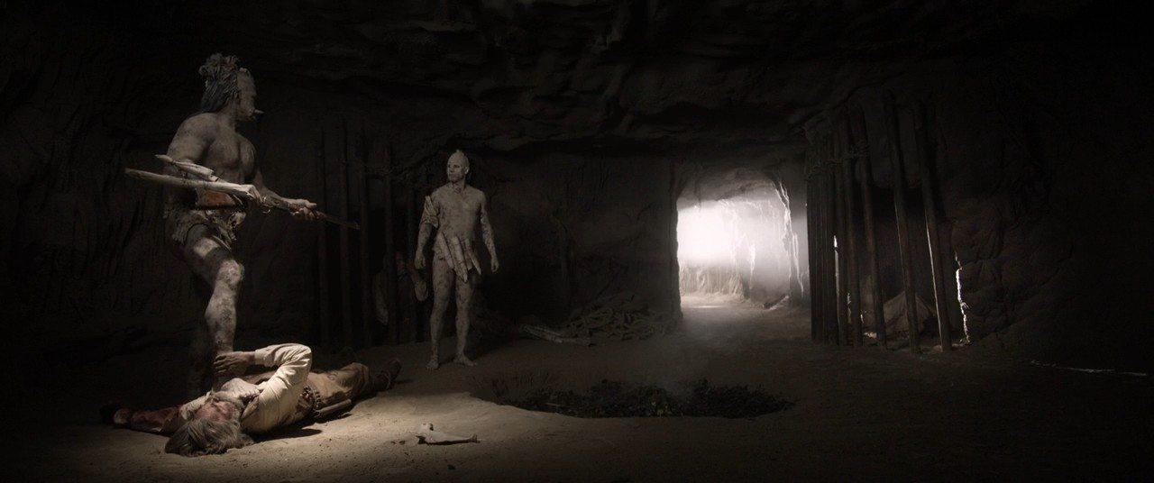 Костяной томагавк (2015) - смотреть онлайн