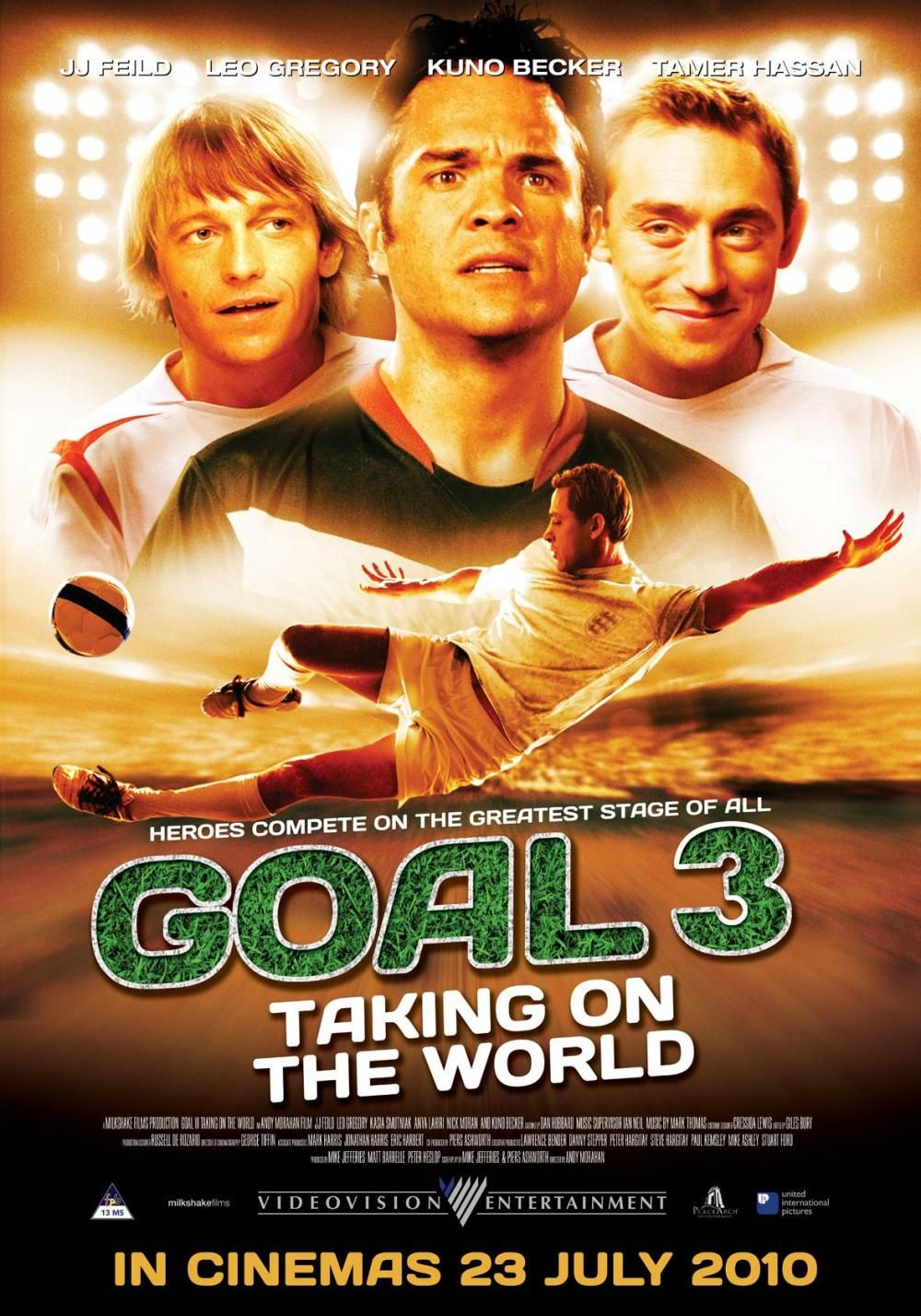 Гол 3 (2008) (Goal! III)