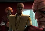 Сцена из фильма Звездные войны: Война клонов / Star Wars: The Clone Wars (2008)