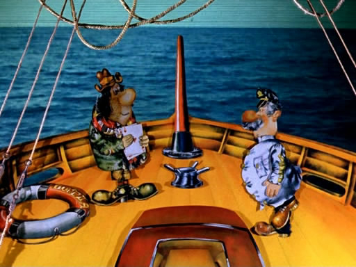 приключения капитана врунгеля все серии смотреть