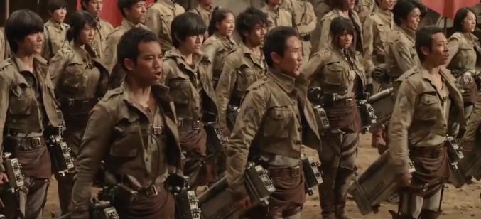 «Смотреть Атака Титанов.фильм Первый.жестокий Мир» — 1987