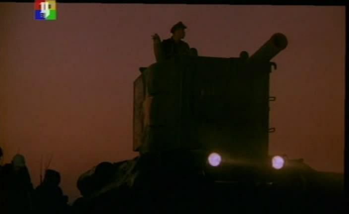 Танк Клим Ворошилов-2 1990