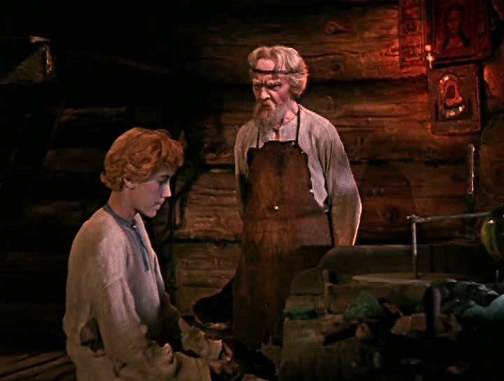 Каменный цветок (1946) DVDRip - Generalfilm.