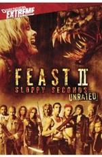 Пир 2: Кровавые секунды / Feast II: Sloppy Seconds (2008)