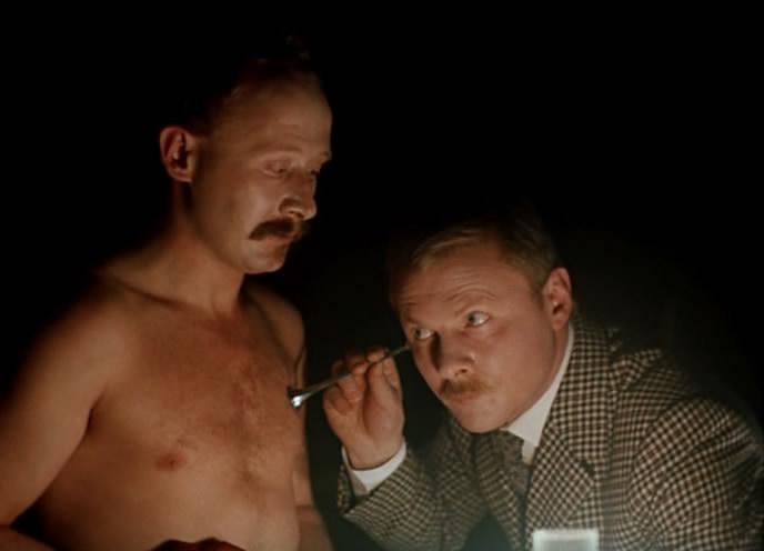Фильм Приключения Шерлока Холмса и доктора Ватсона ...