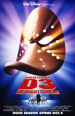 Могучие утята 3 / D3: The Mighty Ducks (1996)