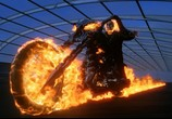 Сцена из фильма Призрачный гонщик / Ghost Rider (2007) Призрачный гонщик