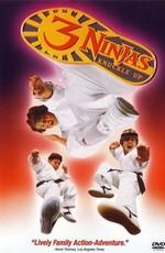 Три ниндзя: Костяшки вверх / 3 Ninjas Knuckle Up (1995)