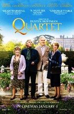 Постер к фильму Квартет