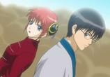 Сцена из фильма Гинтама / Gintama (2006) Гинтама сцена 16