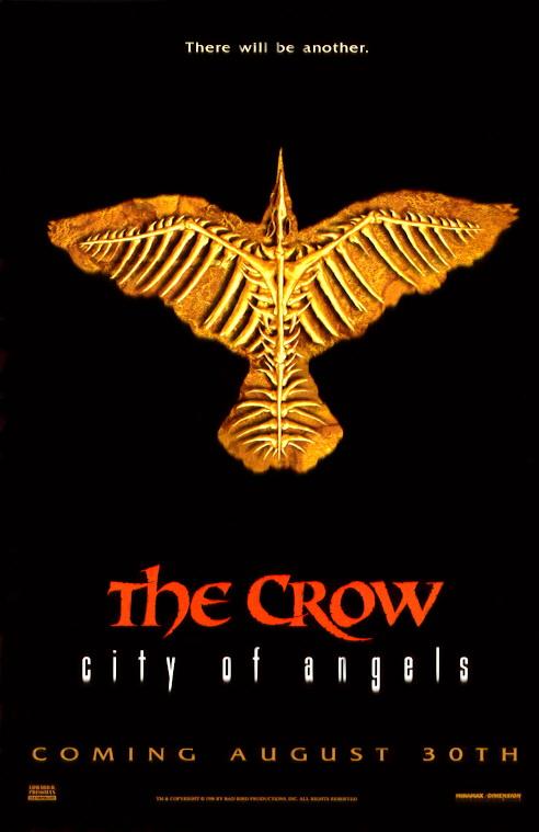 Ворон 2: Город ангелов (1996) (The Crow: City of Angels)