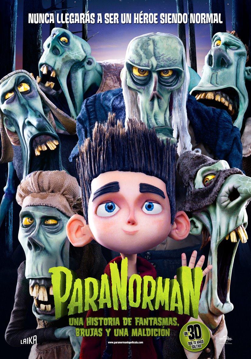 Паранорман, или Как приручить зомби (2012) (ParaNorman)