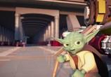 Сцена из фильма Лего Звездные Войны: Падаванская Угроза / Lego Star Wars: The Padawan Menace (2011) Лего Звездные Войны: Падаванская Угроза сцена 2