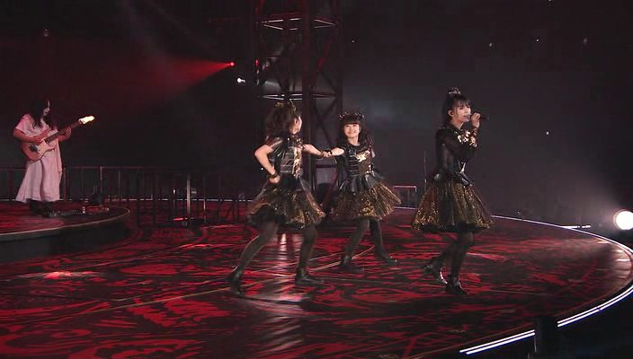 Babymetal World Tour  Tokyo Dome Torrent