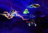 Сцена из фильма Лего супергерои DC: Лига справедливости против Лиги Бизарро / Lego DC Comics Super Heroes: Justice League vs. Bizarro (2015) Лего супергерои DC: Лига справедливости против Лиги Бизарро сцена 3
