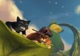 Сцена из фильма Кот в сапогах / Puss in Boots (2011)