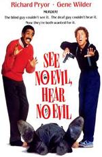 Ничего не вижу, ничего не слышу (1989) (See No Evil, Hear No Evil)