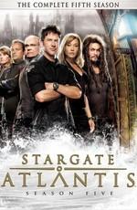 Постер к фильму Звёздные врата Атлантида