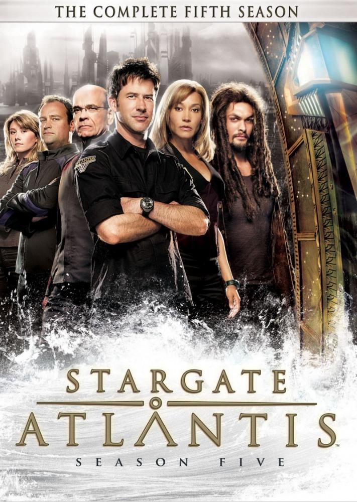 Звёздные врата Атлантида (2004) (Stargate Atlantis)