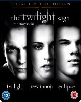 Сумерки: Трилогия (2011) (Twilight: Trilogy)
