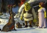 Сцена из фильма Шрек мороз, зеленый нос (Шрэк - Pождество) / Shrek the Halls (2007) Шрек - Pождество сцена 3