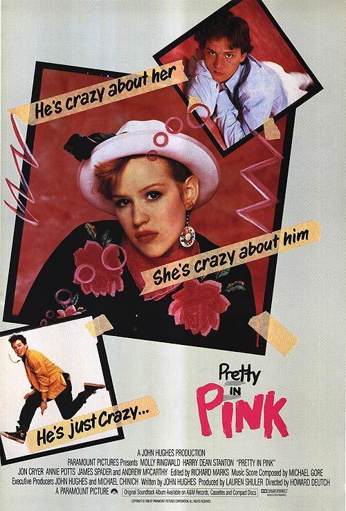 «Милашка В Розовом» — 1986