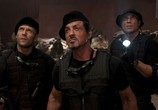 Сцена с фильма Неудержимые / The Expendables (2010)