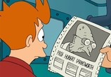 Сцена изо фильма Футурама (ТВ) / Futurama (1999) Футурама