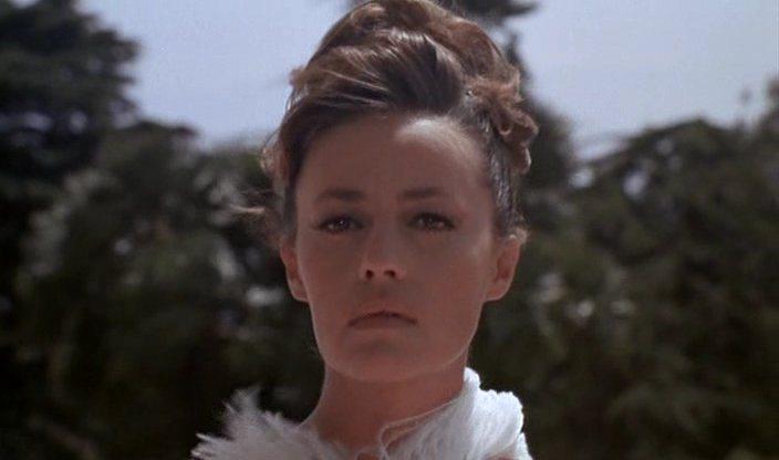 Невеста была в трауре фильм 1968