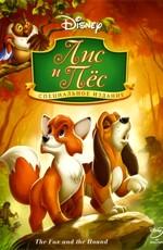 Лис и охотничий пес